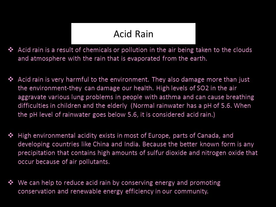 questions about acid rain Why study air pollution high school and middle school air quality education program what is acid rain since the beginning of time, humans have learned to.