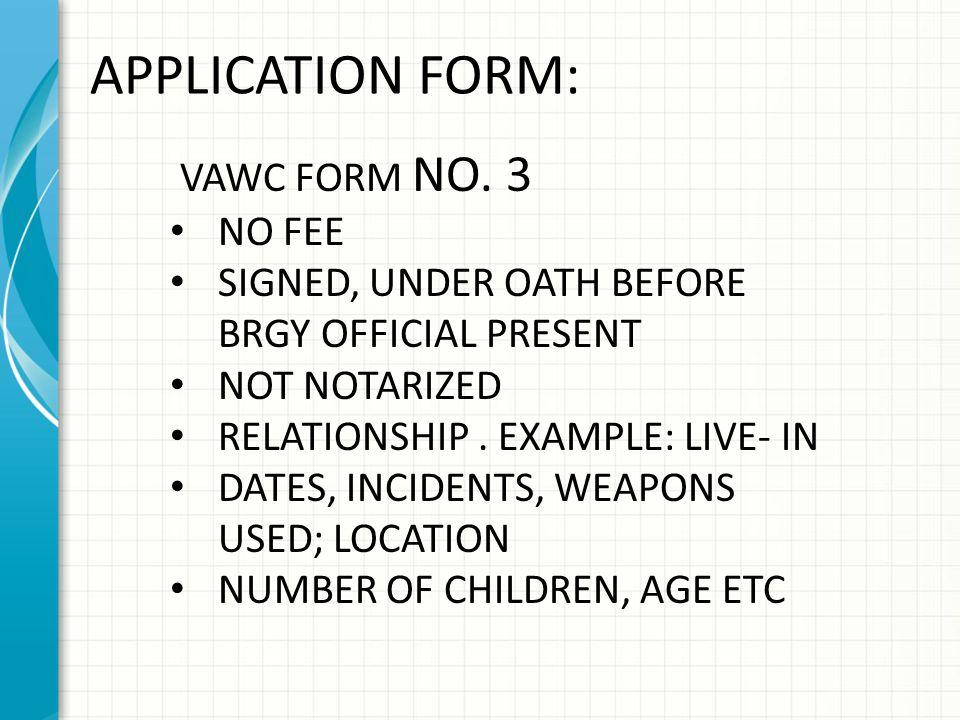 barangay protection order  r a  no  9262