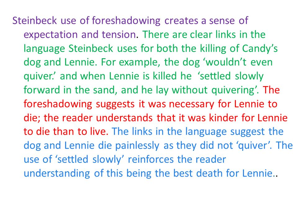 mice and men did steinbeck use candy s dog symbol Of mice and men is set in the what did steinbeck use a part of what does candy say to george after they shoot his dog why 9 why does candy have so much.