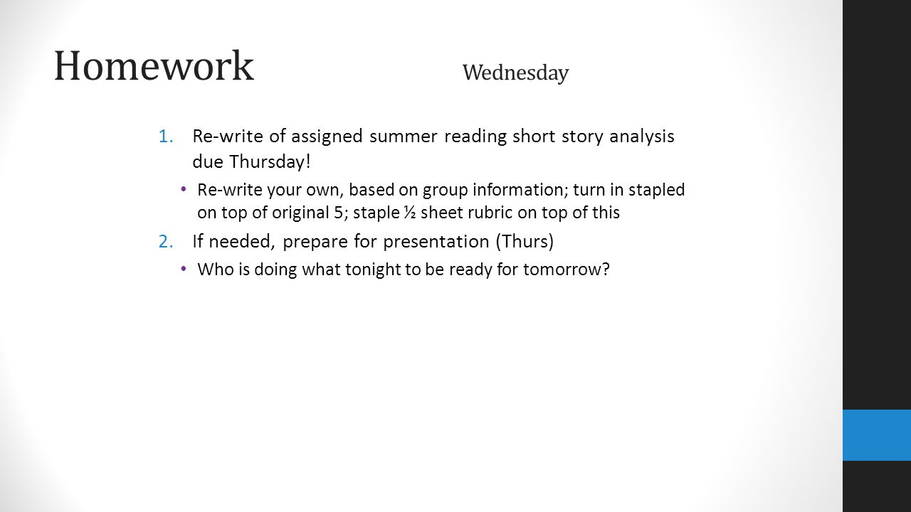 writing an essay on a short story Overview of short essay samples telling an affecting story about working in a lab at the university of pittsburgh writing personal statements online search.