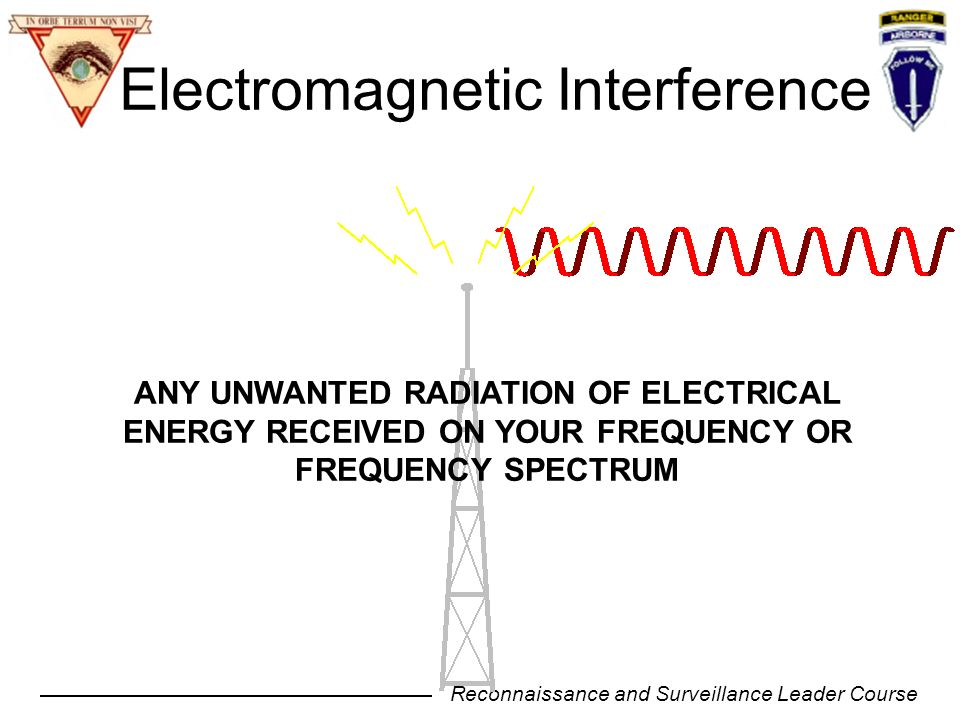 electromagnetic interference electronic warfare the threat ppt video online download