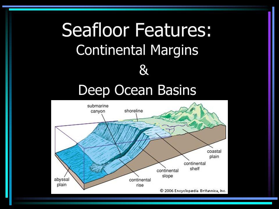 What are ocean basins tularosa basin 2017 for Ocean floor features definition