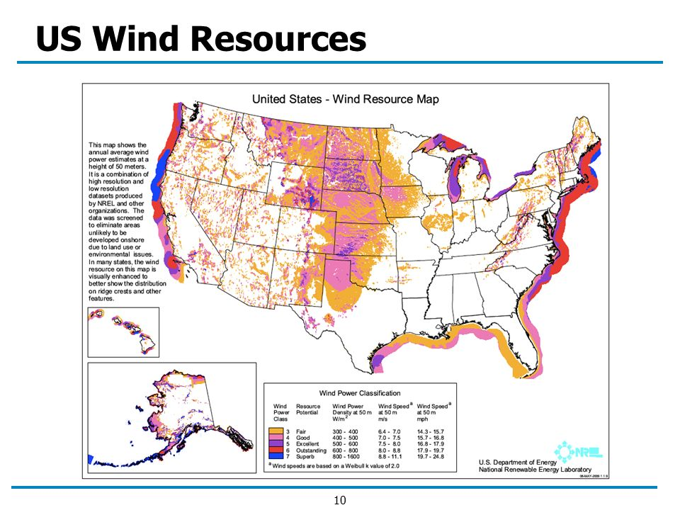SHP Columbia University Ppt Download - Us average wind speed map