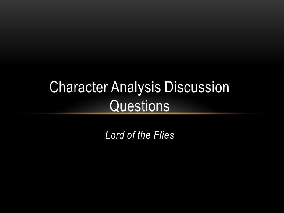 themes from pages 126-135 in lord of the flies essay Essay services select product type but was overthrown by jack as the book progressed this presents the theme of human beings tendency to ultius, inc lord.