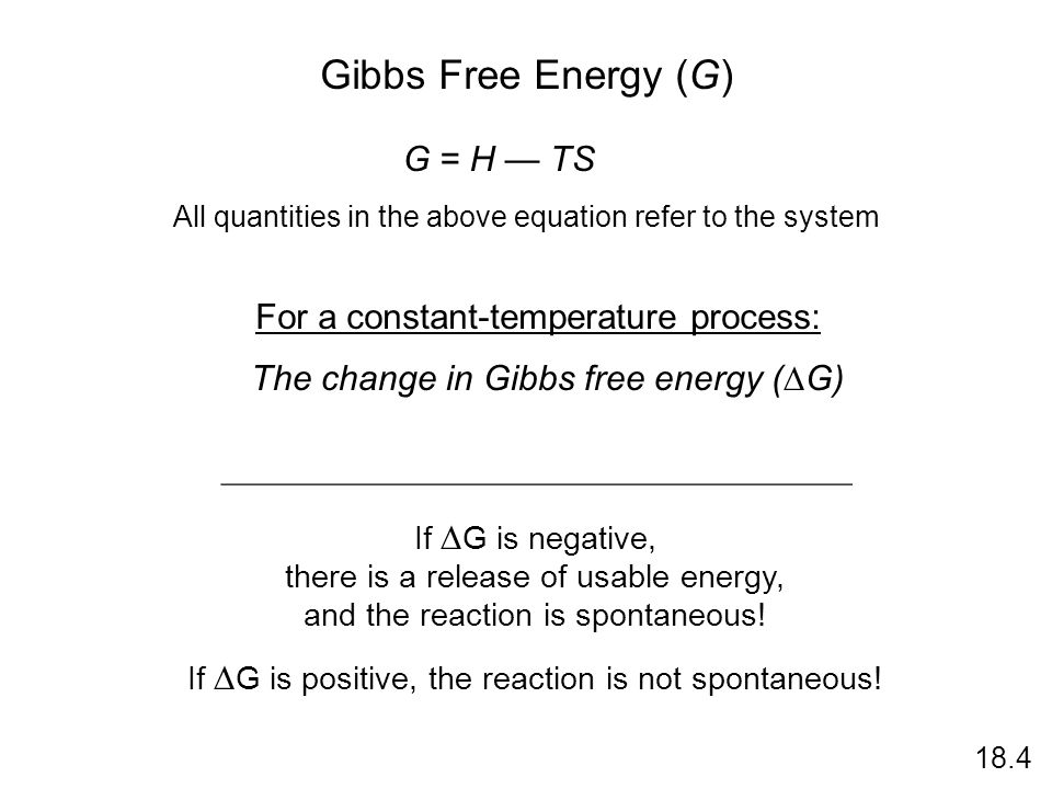 how to calculate change in gibbs free energy