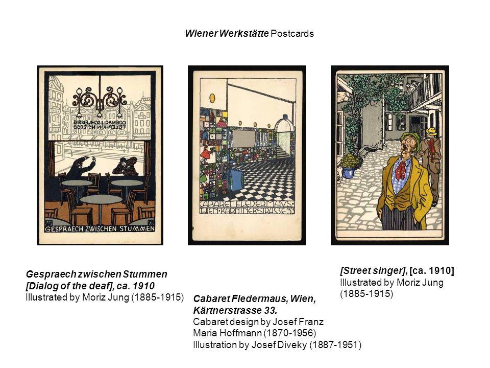 Wiener Werkstätte Postcards