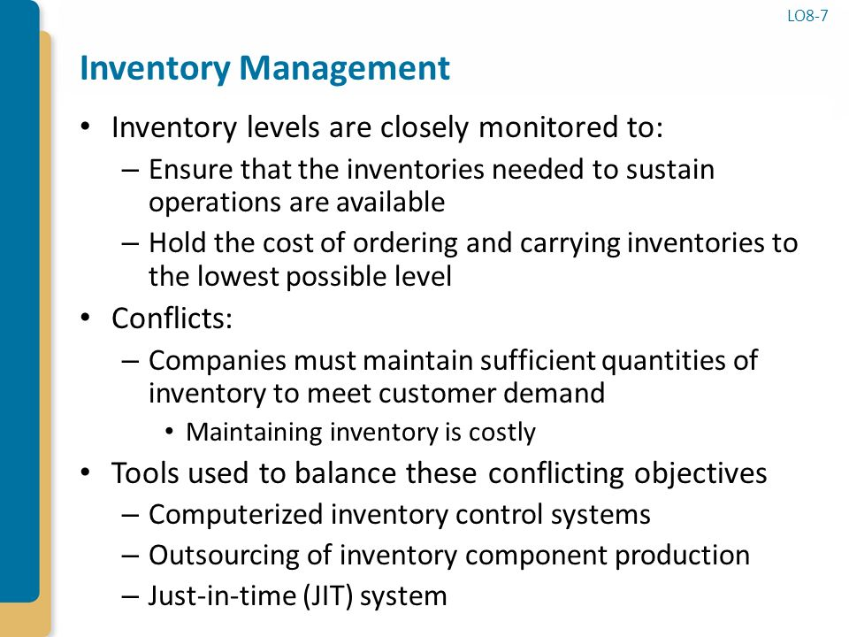 """dells just in time inventory management system This led to the kanban card system and intermediate inventory  """"business  insider spoke with seven whole foods employees, from cashiers to department  managers,  by thinking """"just in time"""" means arbitrarily slashing inventory levels   dell forced suppliers to keep inventory nearby so it could be pulled."""