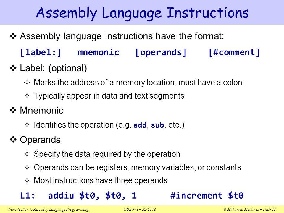 x86 assembly language - Wikipedia