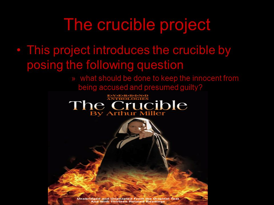 the curcible