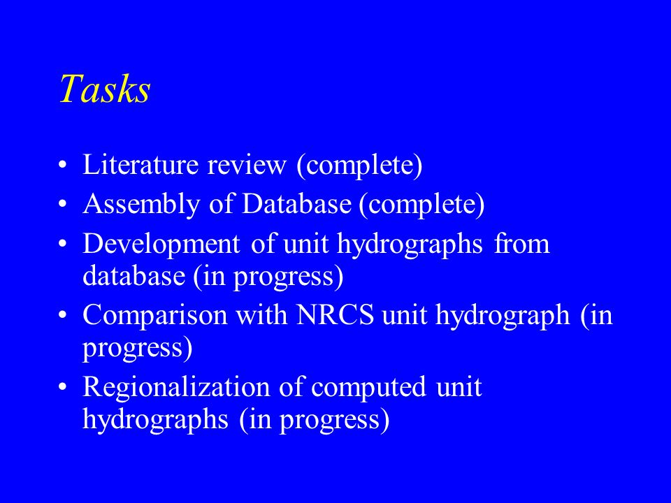 Ten Simple Rules for Writing a Literature Review Literature review on database systems
