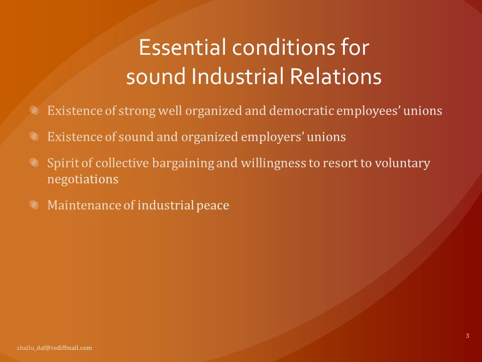 main feature of industrial relations Answer to question discuss the main features of employment and industrial relations in the uk.