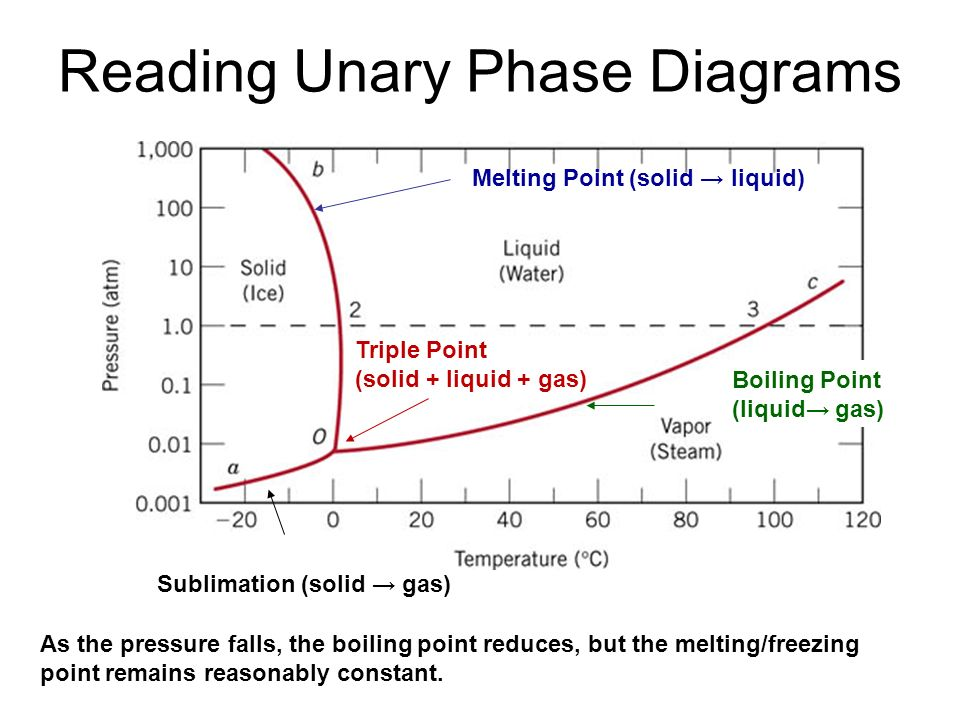liquid gas phase diagram the structure and dynamics of solids ppt