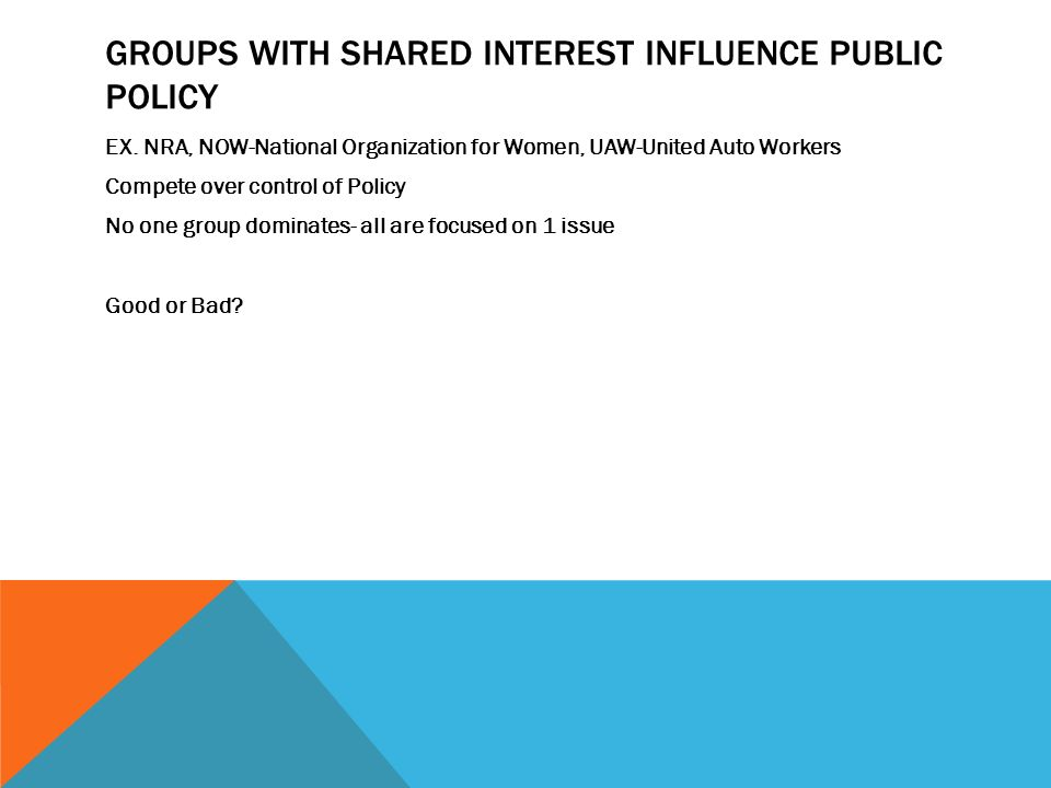 What are some positive and negative aspects of the role of interest groups in democratic politics?