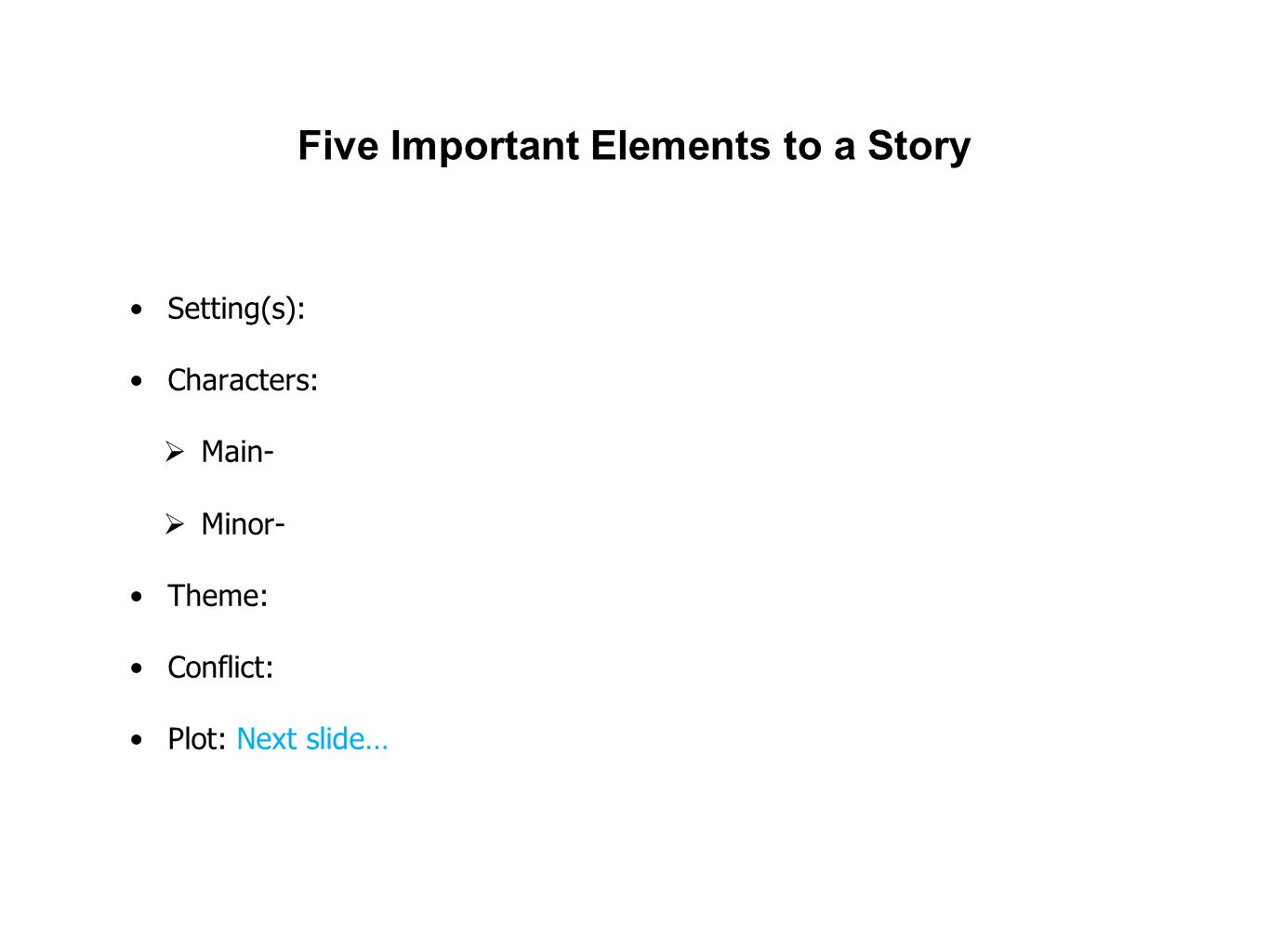 Percy jackson and the lightning thief ppt video online download five important elements to a story pooptronica
