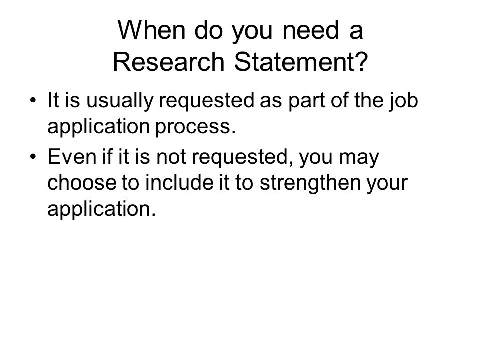 Research Statement  Chris CallisonBurchresearch Statement