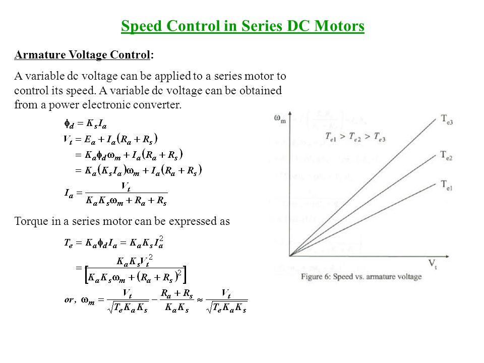 Speed Control In Dc Motors Ppt Video Online Download