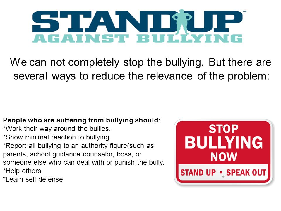 Bullies Need Therapy Not Punishment Essay Sample