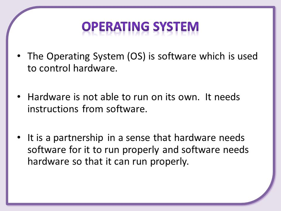 Software & Hardware Inventory