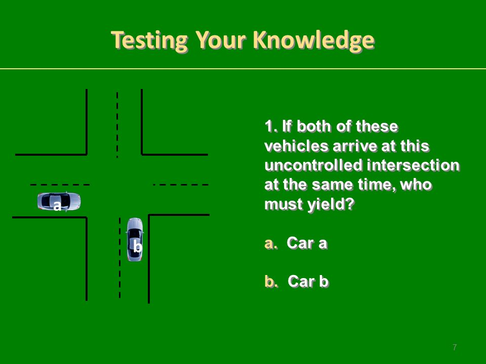 Uncontrolled T Intersection Understanding the Virg...