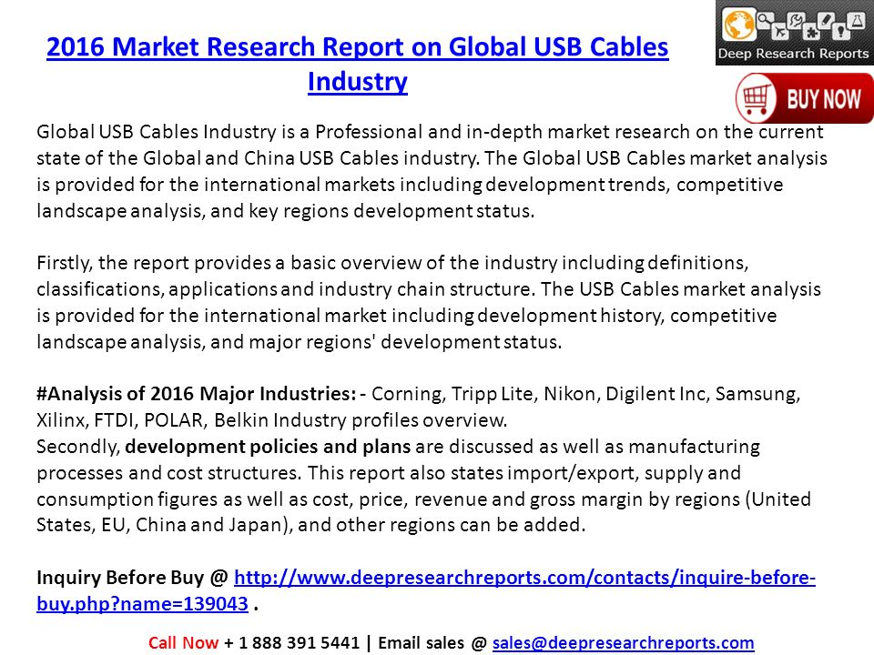 Order this report by calling - ppt download