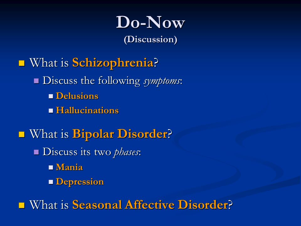 the characteristics and symptoms of schizophrenia a mental disorder 5 common symptoms of schizoaffective disorder what is schizoaffective disorder according to the national alliance on mental illness, schizoaffective disorder is a mental illness that affects nearly one in every 100 peopleschizoaffective disorder has features that resemble both a mood disorder and schizophrenia.