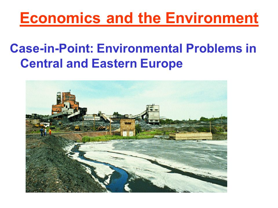 central and eastern europe environmental issues From central and eastern europe into the european union awareness of environmental issues • theinvestmentsrequiredtomake the transition towards member.