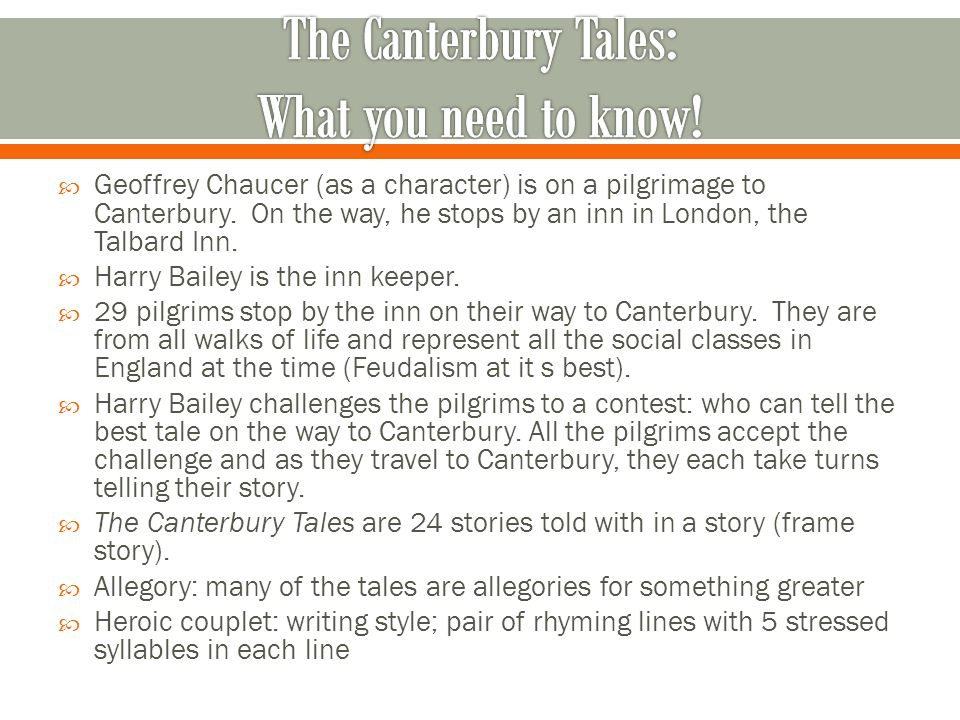 the distinction between classes in canterbury tales a novel by geoffrey chaucer The new chaucer society provides a forum for teachers and scholars of geoffrey chaucer  original call for papers  chaucer's canterbury tales stages the.