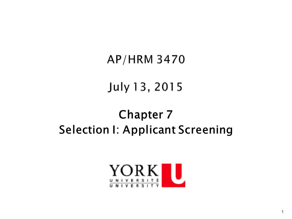 hrm 3470 project