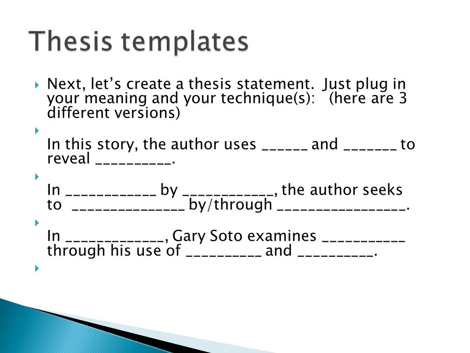 thesis statement meaning A thesis statement is a single sentence, preferably a simple declarative sentence, that expresses the basic idea around which the paper will develop purpose the thesis statement declares the main purpose of the entire paper.