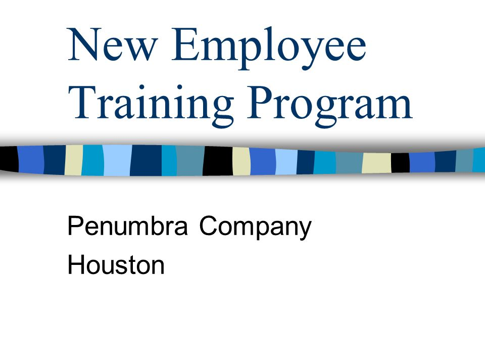 new employee training programs New hire orientation template – what every new hire should know new hire onboarding new hire orientation is a chance to make a positive first impression that will have a long lasting impact on your employees.