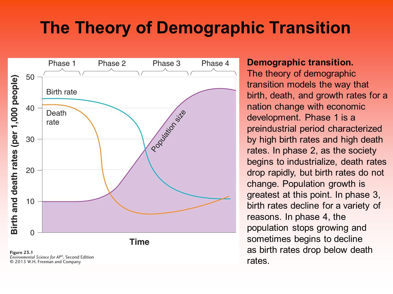 theory of demographic transition essay Demographic transition theory: demographic transition is a series of stages that a country goes through when transitioning from non-industrial to industrial.