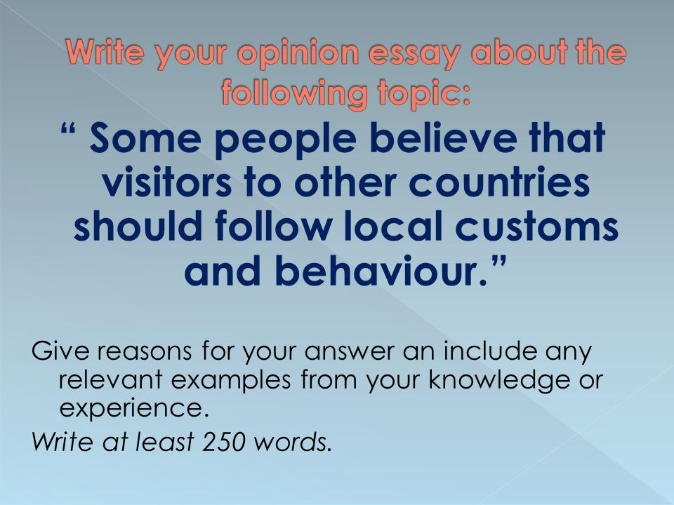 made by teacher vera aexandrovna kartashova ppt video  write your opinion essay about the following topic