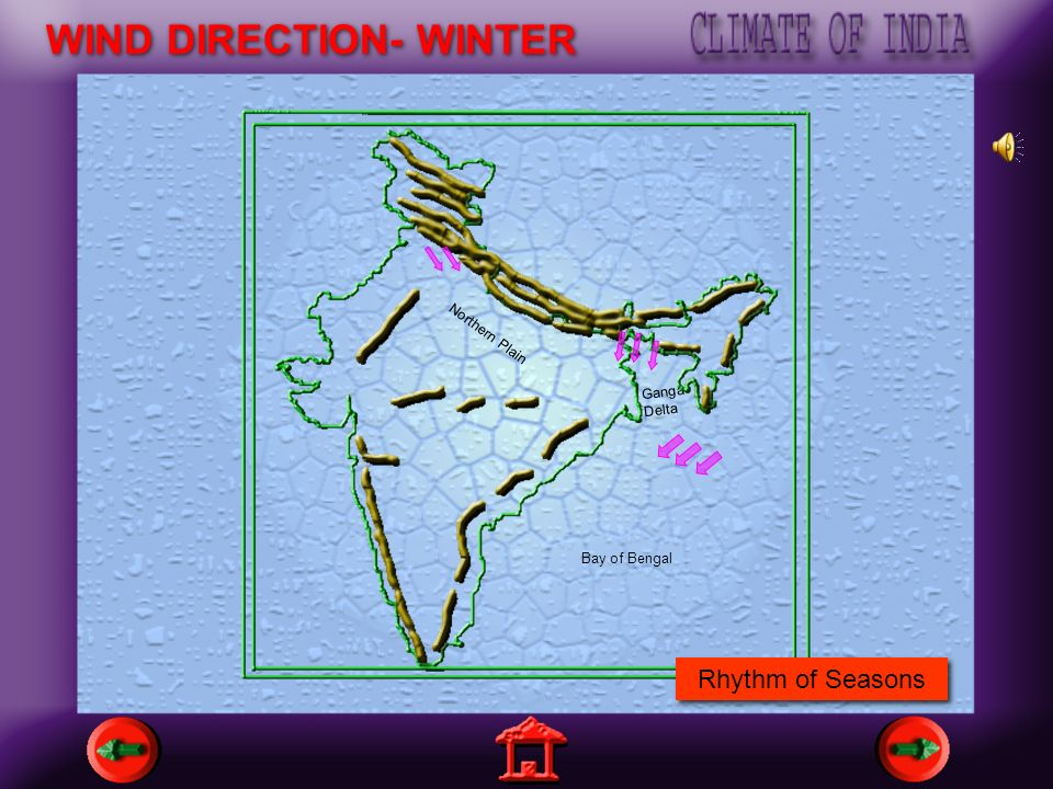 WIND DIRECTION- WINTER