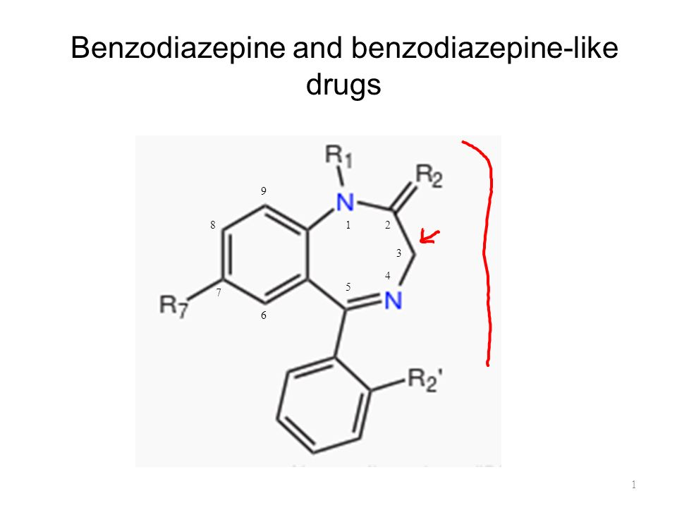 Benzodiazepine And Benzodiazepine Like Drugs Ppt Video Online Download