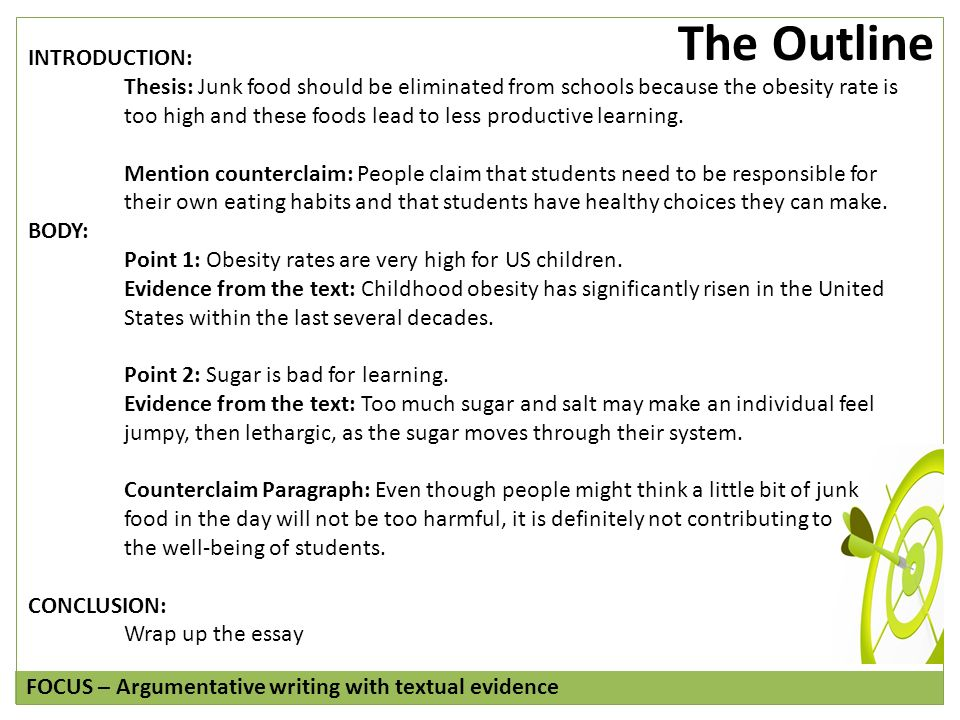childhood introduction essay The introduction should start with a general discussion of your subject and lead to a very specific statement of your main point, or thesis sometimes an essay begins with a grabber, such as a challenging claim, or surprising story to catch a reader's attention.