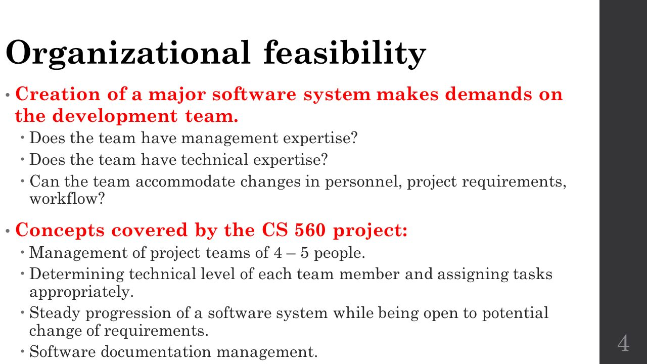 project fisibility study essay Feasibility studies in the a feasibility study is an evaluation of a this is the most detailed study to evaluate whether to proceed with the project.
