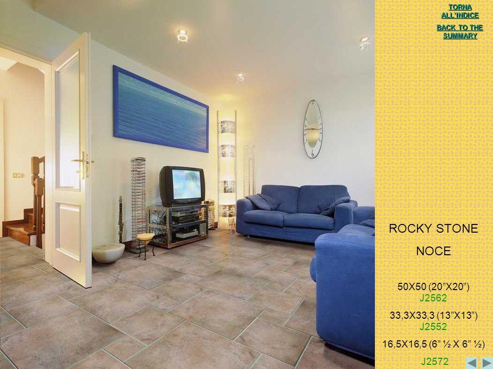 ROCKY STONE NOCE 50X50 (20 X20 ) J2562 33,3X33,3 (13 X13 ) J2552