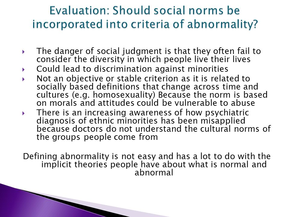 homosexuality and social norms