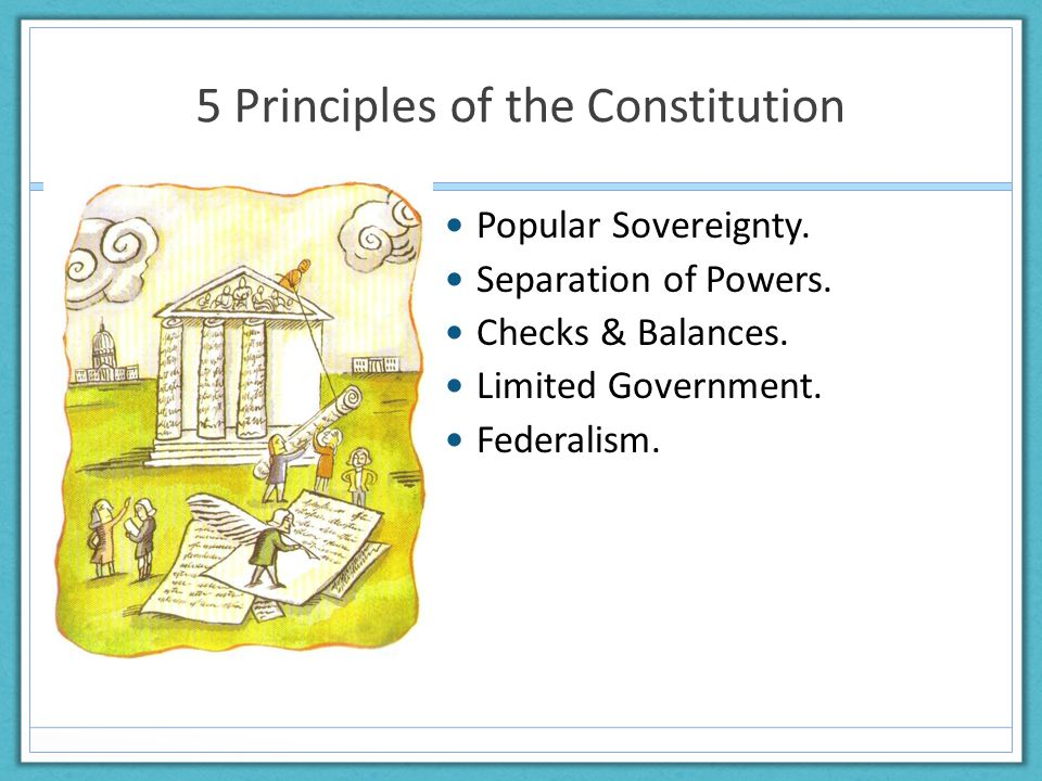 Pictures That Represent Limited Government