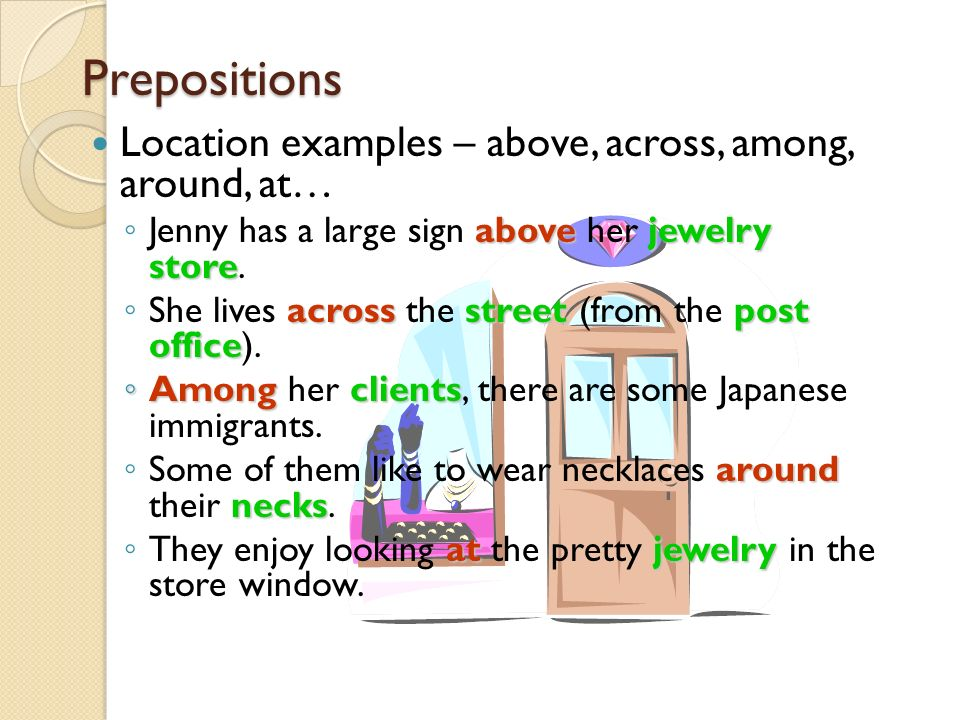 Prepositional Phrases Ppt Video Online Download