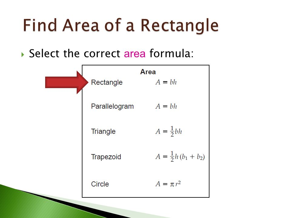 how to find volume of a rectangle formula