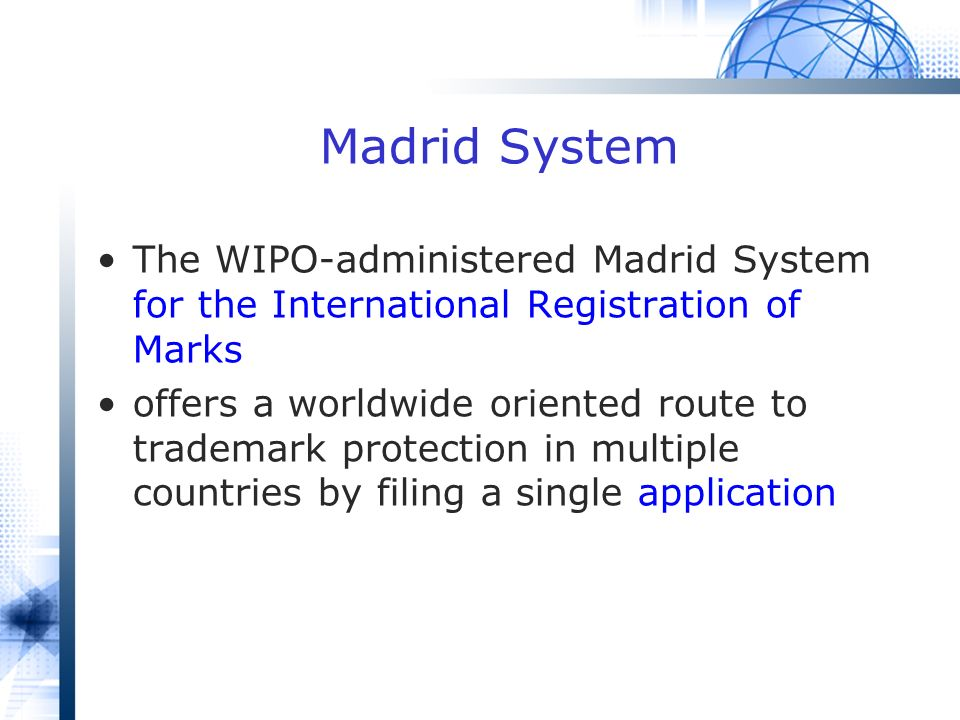 Trademarks and Brands The Role of WIPO - ppt download