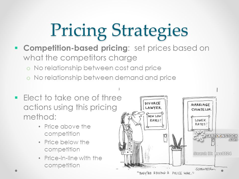 Pricing Strategy Ppt Video Online Download