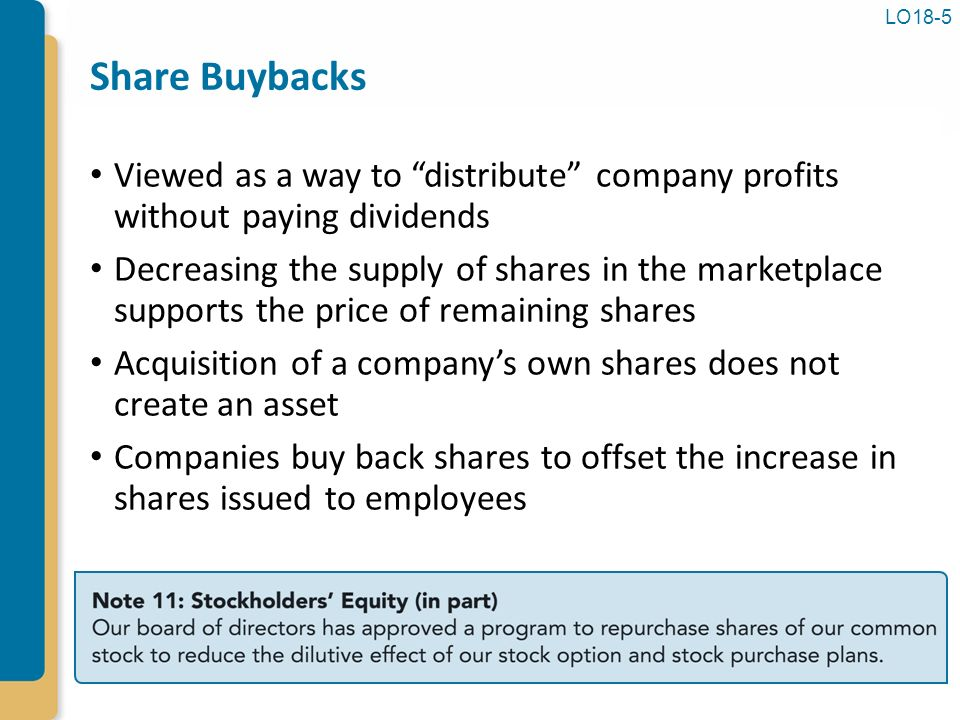 Benefits to companies of paying executives with stock options