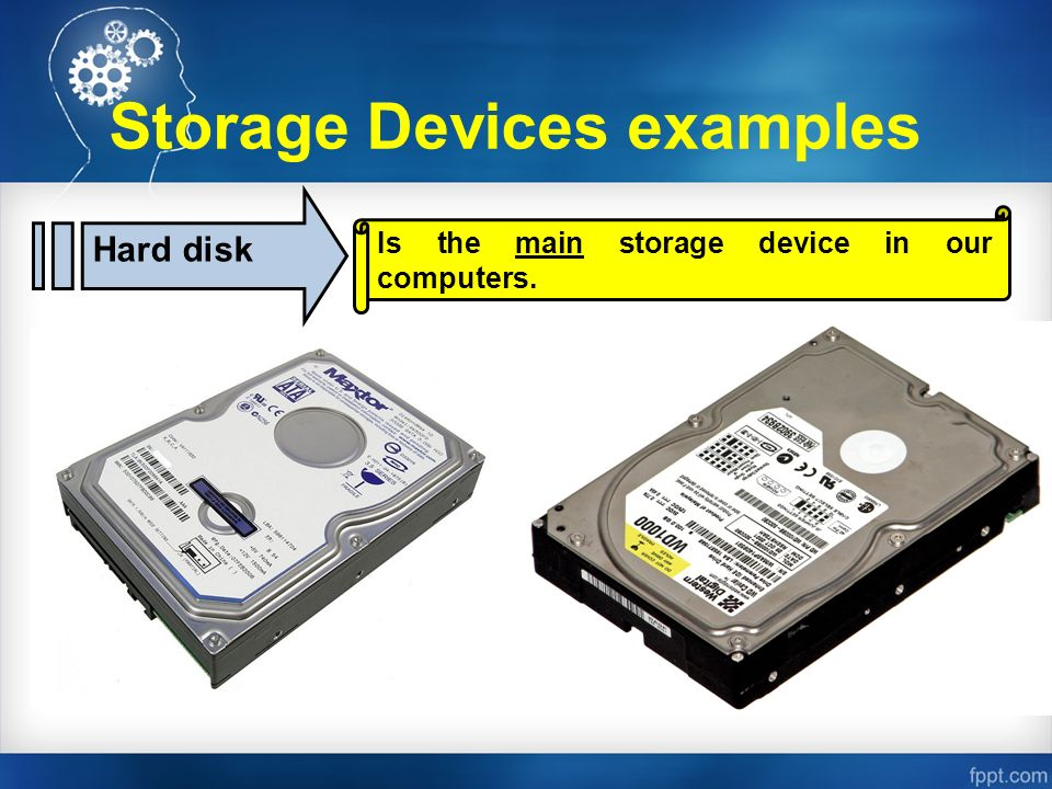 storage devices with examples and defination Chapter 5 storage devices csca0101 computing basics 2 storage devices 1 computer data storage 2 types of storage 3 storage device features 4 other examples of storage device  other example of storage devices cloud storage • cloud storage means the storage of data online in the cloud, wherein a data is stored in and.