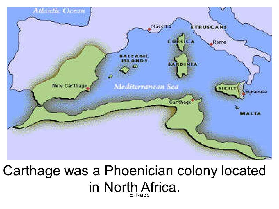 The Phoenicians In This Lesson Students Will Identify