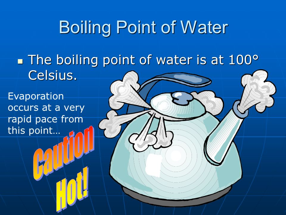 boiling point of water essay Free essay examples, how to write essay on boiling point water ethanol distillation example essay, research paper, custom writing write my essay on water ethanol.