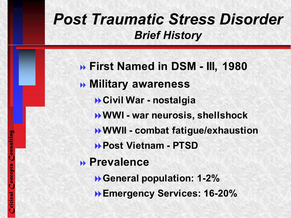 the echoes of war and post traumatic stress disorder Years of war in afghanistan and iraq have brought post-traumatic stress disorder (ptsd ) among military personnel to the attention of the american people as never before but ptsd is also found among survivors of natural disasters, victims of crime, and many others who have experienced traumatic.