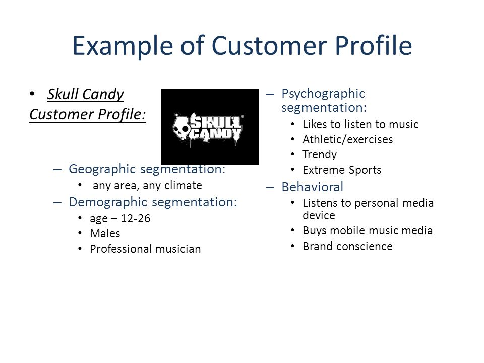 the behavioral segmentation examples marketing essay Behavioral segmentation is a form of market segmentation that groups consumers based on specific behavioral patterns they display when making purchasing decisions behavioral segmentation for restaurants drives marketing strategy because it allows marketers to target specific groups based on actual consumer buying behavior.