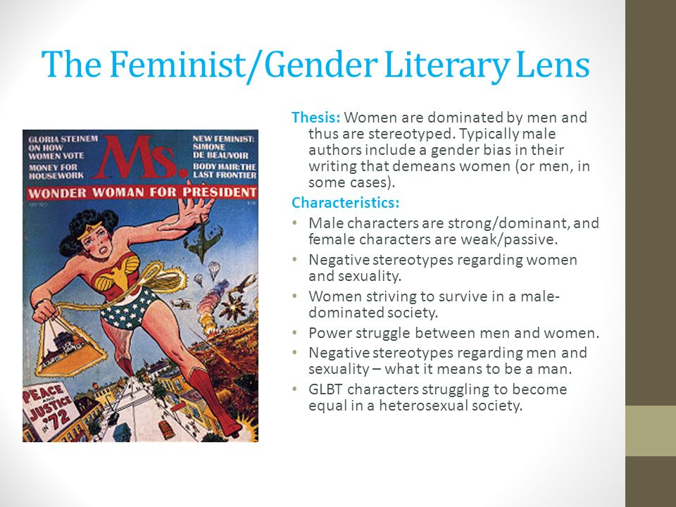 gender biases and sexism in writers essay Open document below is an essay on sexism in the classroom from anti essays, your source for research papers, essays, and term paper examples.